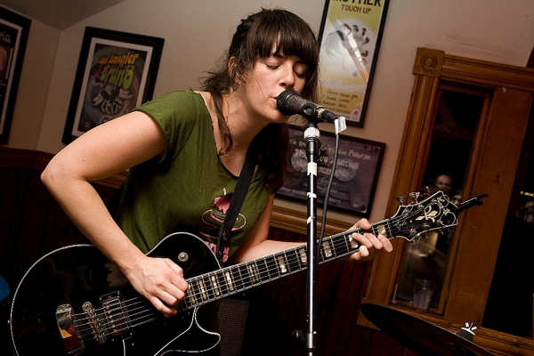 Julie Doiron at Baba's Lounge