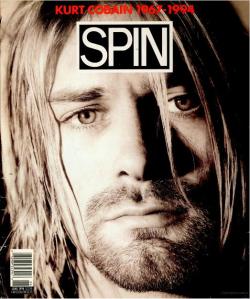 Kurt Cobain - SPIN
